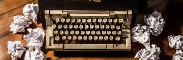 schrijversblok