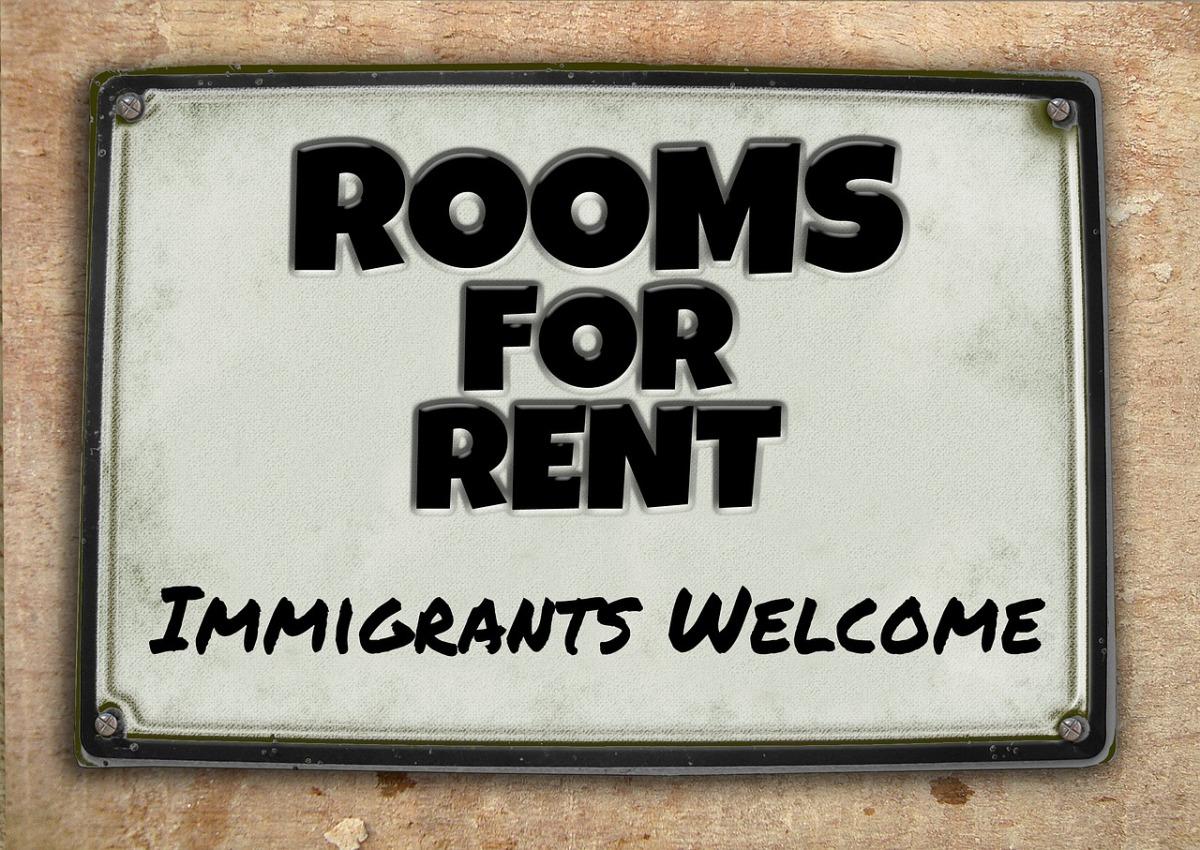 Niet elke BN'er weigert vluchteling in huis